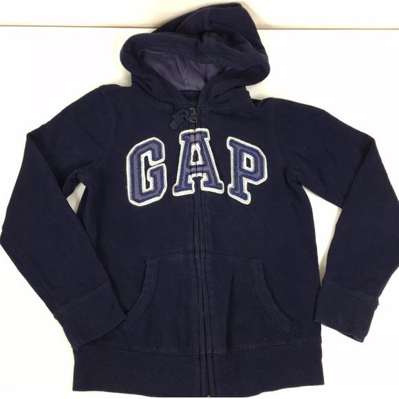 GAP Other - Gap Kids Girls Full Zip Hoodie Jacket